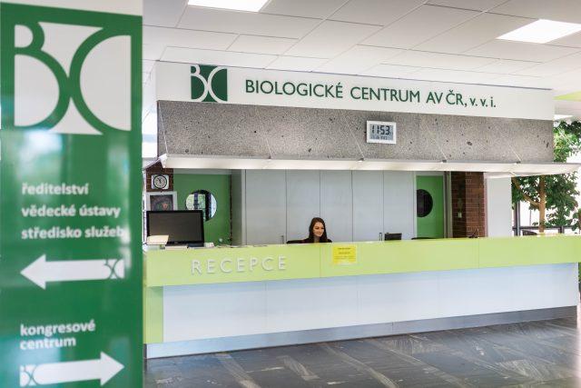 Biologické centrum Akademie věd v Českých Budějovicích