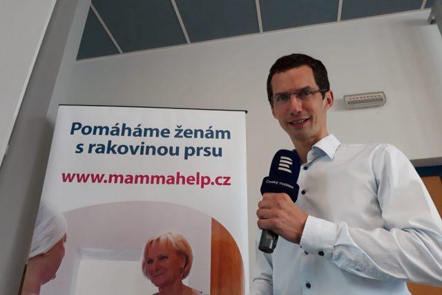 Psychoonkolog PhDr. Ing. Martin Pospíchal