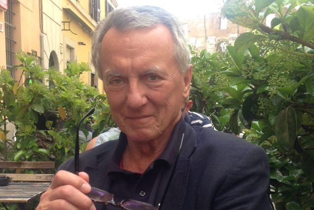 Václav Pecha, onkolog, spoluzakladatel sdružení Mamma Help a také hoteliér v Českém Krumlově