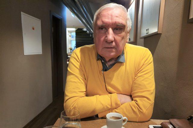 Karel Pražák, bývalý hokejista a trenér, později politik a podnikatel, České Budějovice