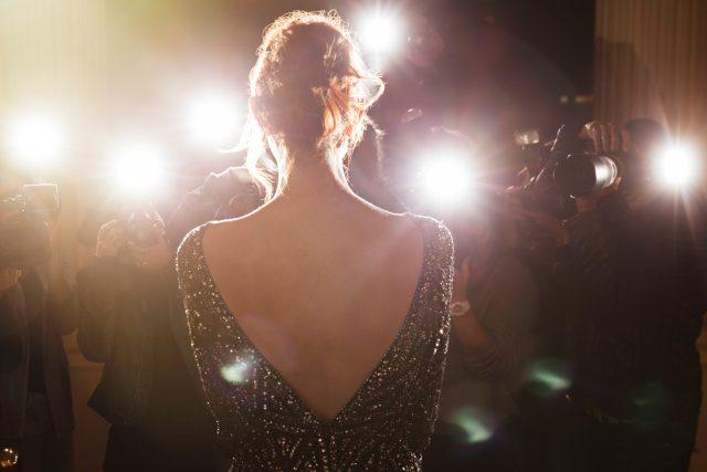 Celebrita, paparazzi, fotografové, hvězda