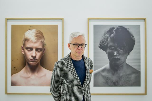 Fotograf Ivan Pinkava připravil pro českobudějovický Dům umění výstavu nazvanou Backtracking