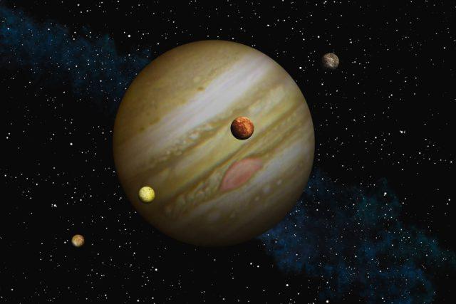 Planeta Jupiter | foto: Shutterstock