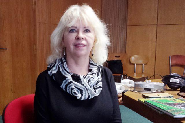 Marie Špačková, autorka knih Pohádky z Albeře a Pohádky z České Kanady