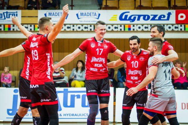 Jihostroj České Budějovice, volejbalisté, sport