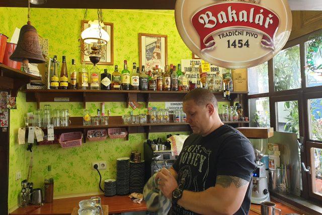 Restaurace v centru Kutné Hory se připravuje na obnovení provozu