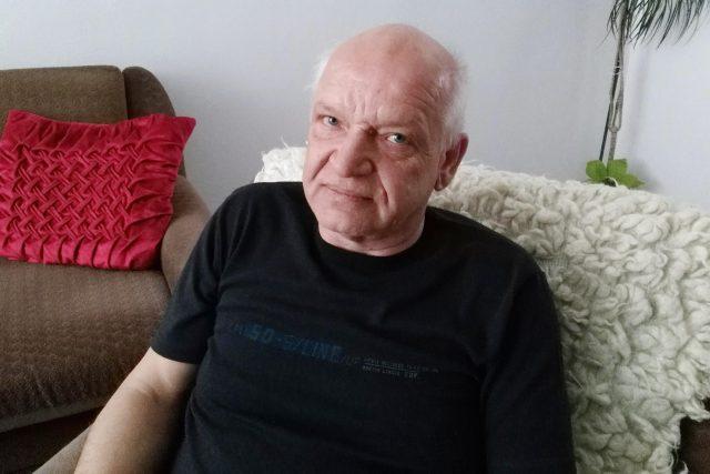Vladimír Dvořák, kronikář obce Borová Lada