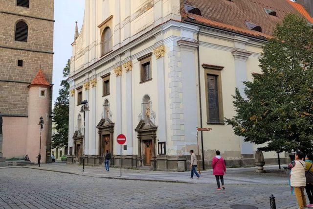 Katedrála svatého Mikuláše a Černá věž, České Budějovice