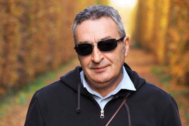 Piero Gelsomino, Ital žijící v Českém Krumlově