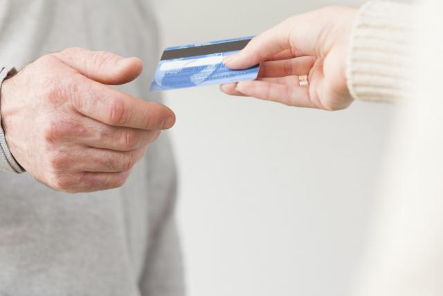 Platební karta, senior