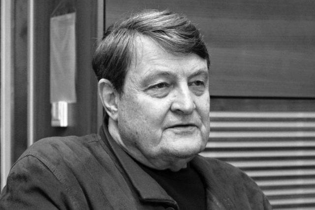Ladislav Štaidl ve studiu Dvojky