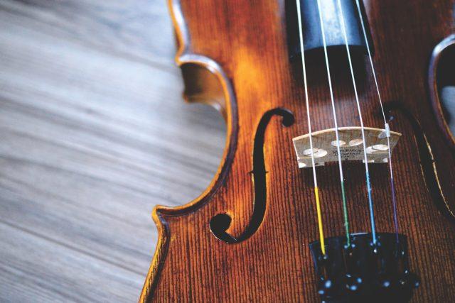 Hudební nástroj (ilustrační foto)