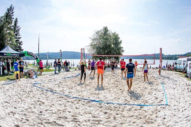 Festival Lipno Sport Fest přináší sportovní a kulturní akce