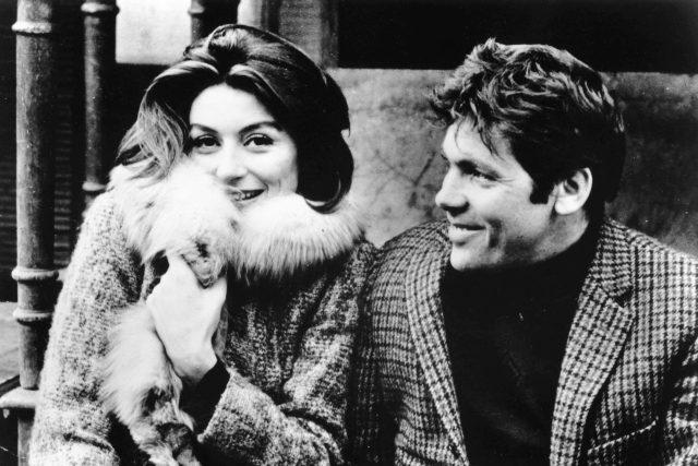 Film Muž a žena (Un Homme et Une Femme) z roku 1966