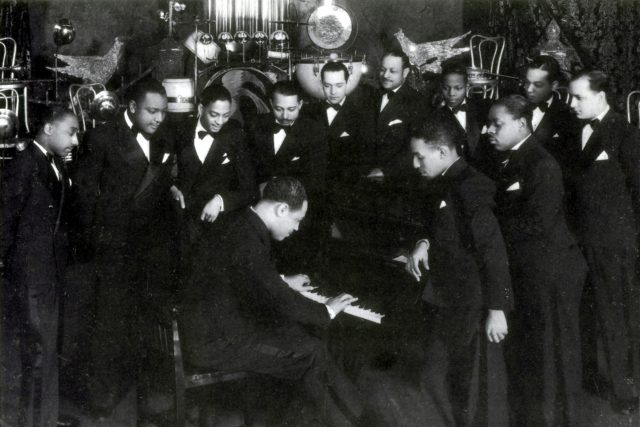 Duke Ellington and Cotton Club Orchestra  (1930)   foto: Fotobanka Profimedia