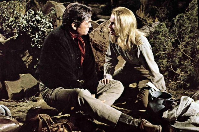 Z filmu MacKennovo zlato  (1969)   foto: Fotobanka Profimedia