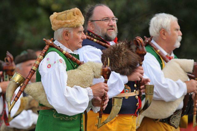 Dudácký festival ve Strakonicích, dudáci, dudy, folklor