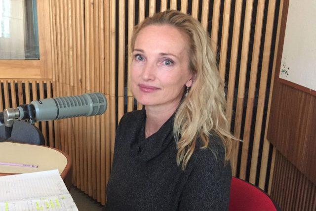 Hana Šťastná,  ředitelka Regionální agrární komory Jihočeského kraje   foto: Judita Šímová,  Český rozhlas
