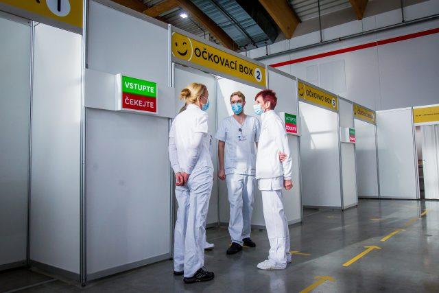 Očkovací centrum České Budějovice