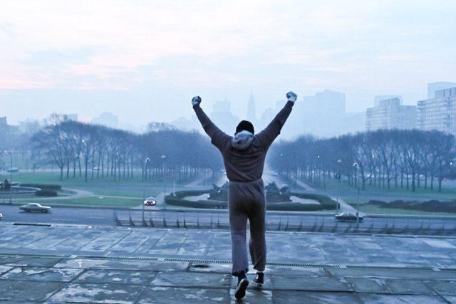 Film Rocky (1976), Sylvester Stallone