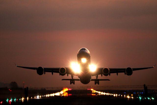 létání - letadlo   foto: Unsplash,  CC0 1.0