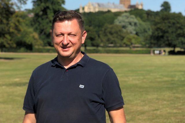 Jan Paďourek, bývalý elitní zpravodajec české zahraniční rozvědky