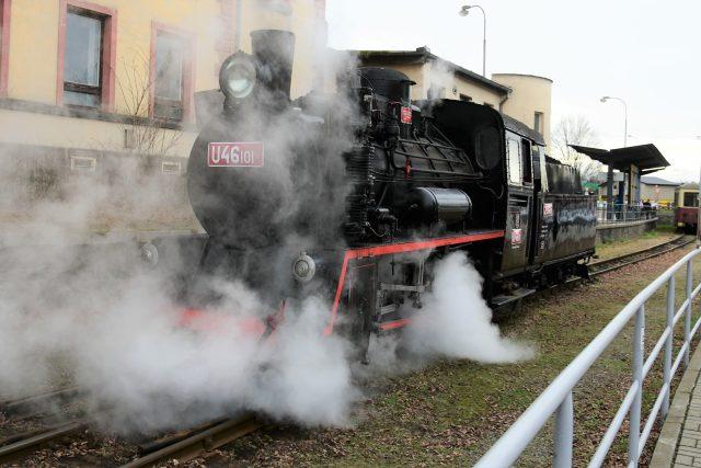 Jindřichohradecká úzkokolejka, Jindřichohradecké místní dráhy, vlak, lokomotiva, doprava