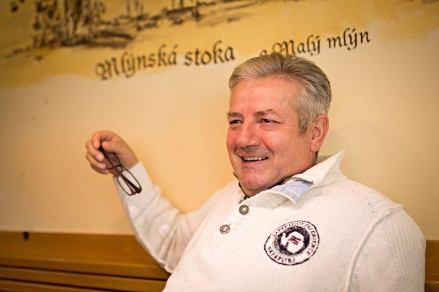 Bývalý taneční mistr Jaroslav kohout