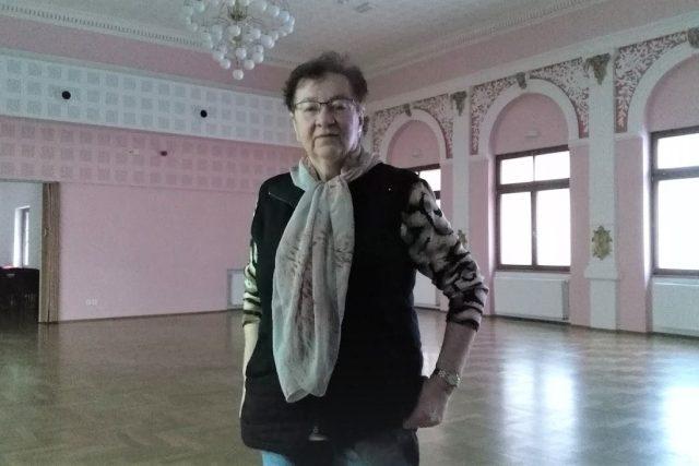 Miluše Malinová, kronikářka města Nová Bystřice