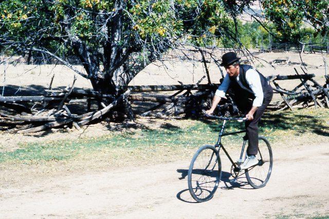 Z filmu Butch Cassidy a Sundance Kid   foto: Fotobanka Profimedia