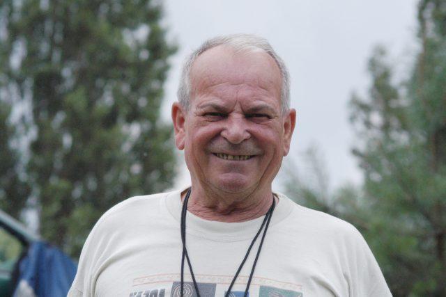 Karel Krejčí,  ikona vodáckých sportů na jihu Čech,  zemřel v roce 2013 | foto: Kamil Jáša