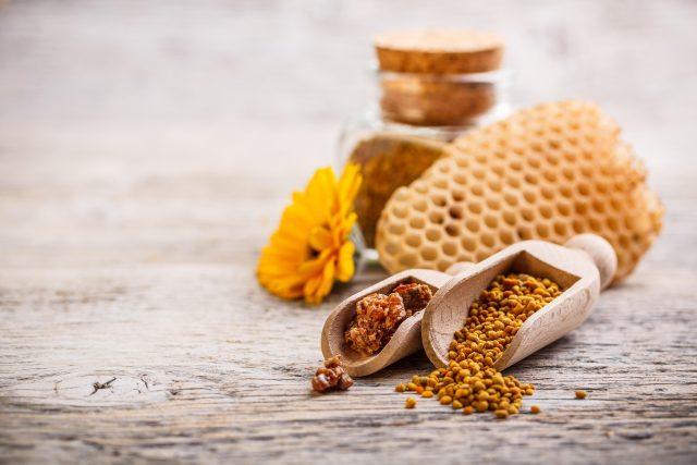 Propolis, včelí produkt