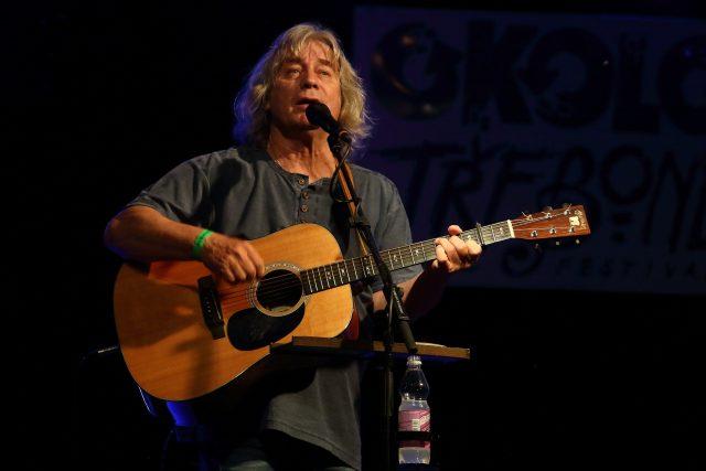 Pavel Žalman Lohonka na festivalu Okolo Třeboně 2018
