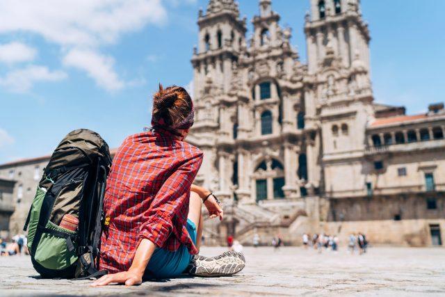 Santiago de Compostela je jedním z nejvýznamnějších poutních míst Evropy | foto: Fotobanka Profimedia