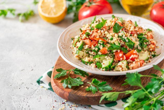 Salát tabouleh | foto: Shutterstock