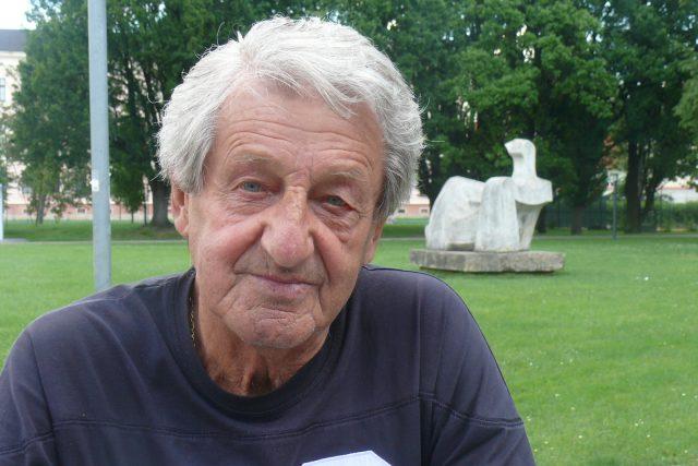 Petr Turek, bývalý hokejista a jihočeský sportovní novinář