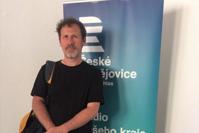 Umělecký šéf Divadla Continuo Pavel Štourač | foto: Judita Šímová,  Český rozhlas,  Český rozhlas