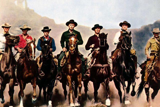 Sedm statečných (The Magnificent Seven, americký western, 1960)
