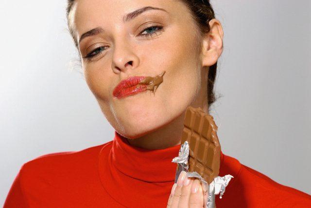 Čokoláda (ilustrační foto)