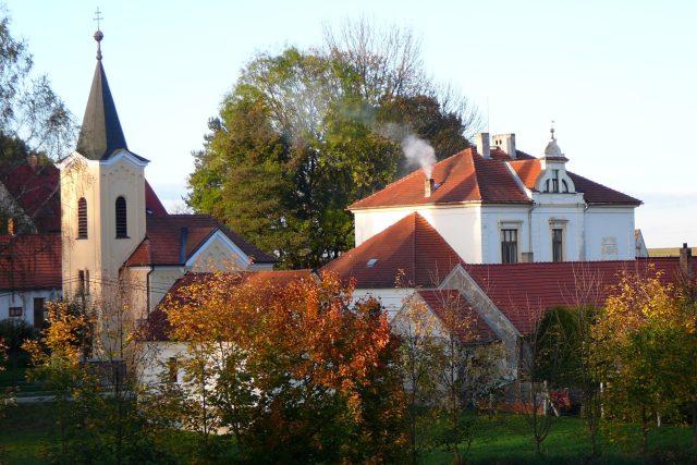 Obec Hůrky, Lišov