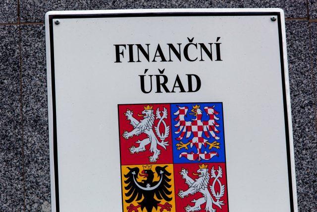 Finanční úřad (ilustrační foto)