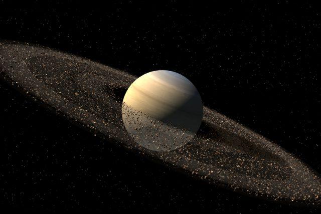 Planeta Saturn | foto: Shutterstock