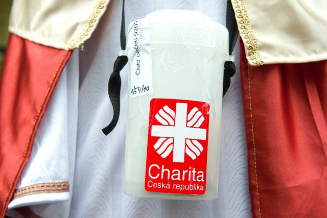 Tříkrálovou sbírku pořádá 20 let Charita Česká republika