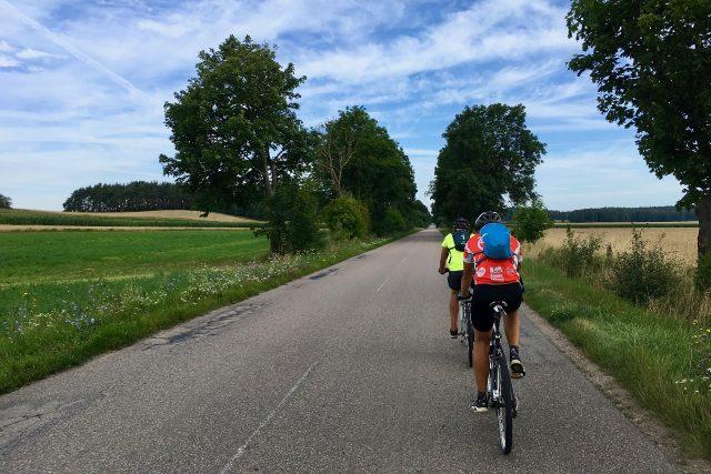 Cyklista, cyklisté, cyklistika, kolo (ilustrační foto)