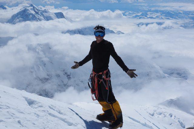 Ivo Grabmüller zdolal nejvyšší vrcholy všech kontinentů