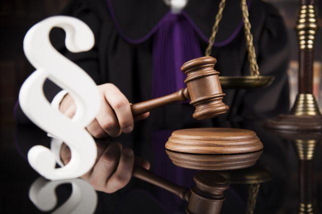 soud, rozsudek, verdikt, ilustrační foto