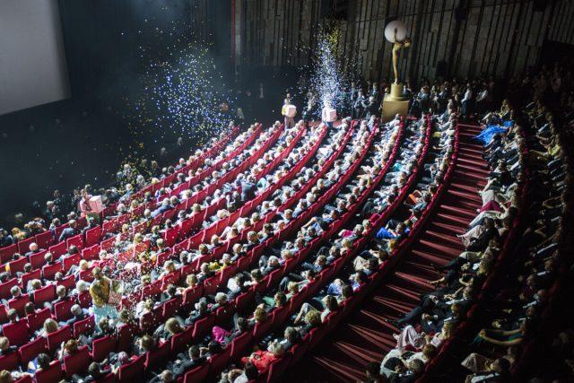 Slavnostní zahájení filmového festivalu v Karlových Varech 2021 | foto: Film Servis Festival Karlovy Vary