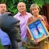 Alena a Jaromír Schelovi se svým synem Petrem